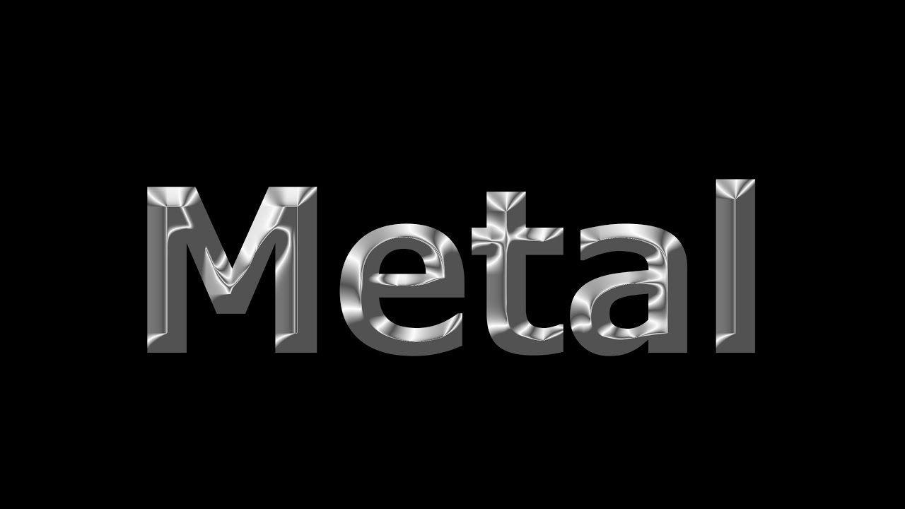 How to create shiny metal steel text effect in adobe photoshop cs6 how to create shiny metal steel text effect in adobe photoshop cs6 baditri Choice Image
