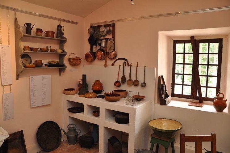 cucina in muratura e legno | Kitchen | Pinterest | Legno, Cucina e ...