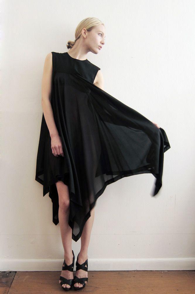 Titania Inglis Peak Dress