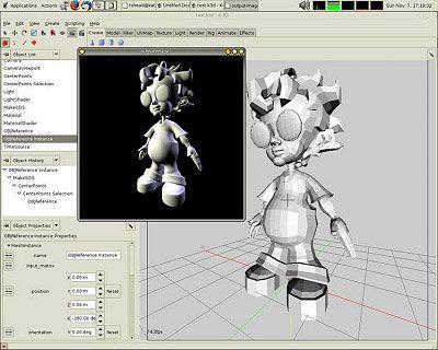 10 Free 3d Modeling Software To Download Hongkiat Free 3d Modeling Software 3d Modeling Tutorial Animation