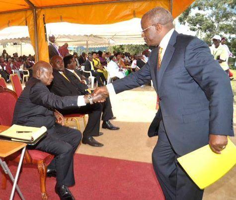 الفجر Elfajar Elgadeed: President Yoweri Kaguta Museveni in Kanungu for ce...