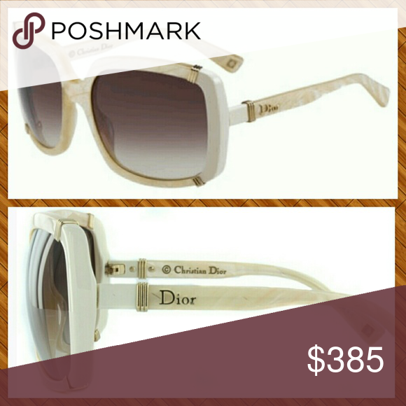 17fccb472703 Paris Hilton · Violetas · Chicago · 🌟RARE🌟Christian Dior Mother of Pearl  Sunglasses EXCELLENT CONDITION! DIOR CHICAGO2 MOTHER OF