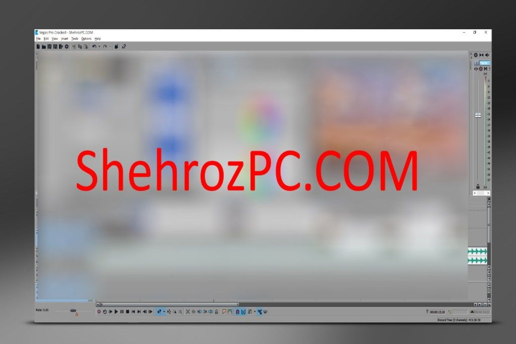 Sony Vegas Pro v17 Crack [Latest] Incl Keygen 2020 | ShehrozPC