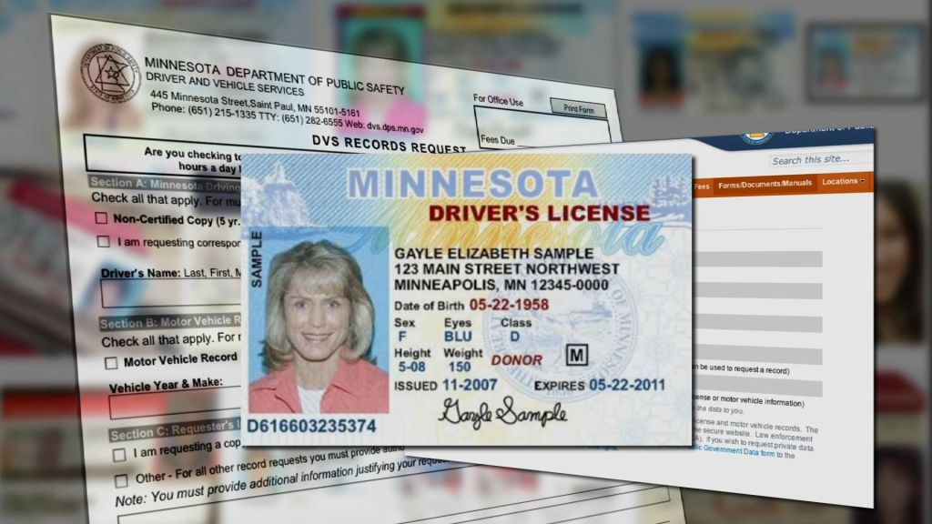 mn drivers license real id
