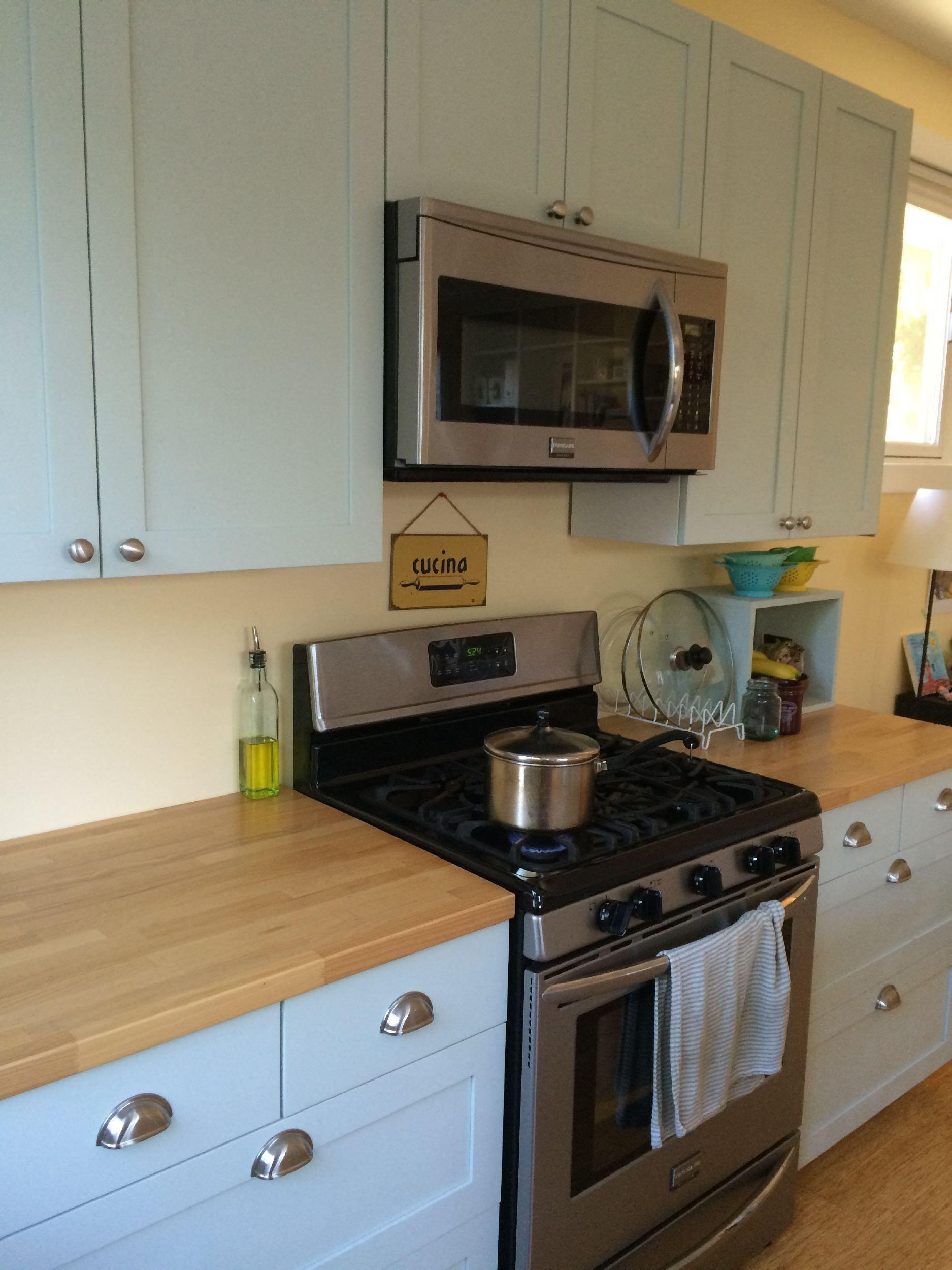 How to paint Ikea kitchen Kitchen