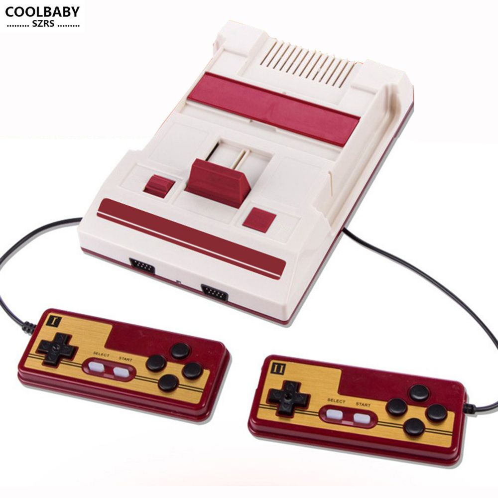 42 Off Classical Nostalgia Tv Game Console 8bit Tv Game 80 Yesrs