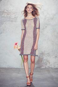 04efd1676efc Dámské letní ručně pletené šaty z příze Summer Tweed a Summer Tweed ...