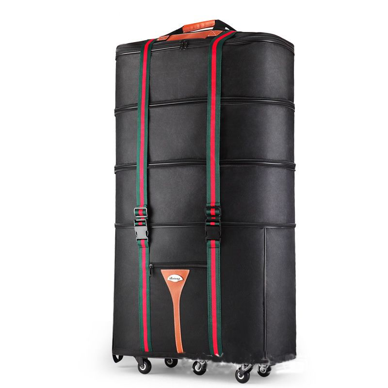 d9f048080 Cheap luggage trolley bag, Buy Quality luggage bag directly from China spinner  bags Suppliers: Air Shipping Luggage Bag Large Capacity Move Travel Bag …