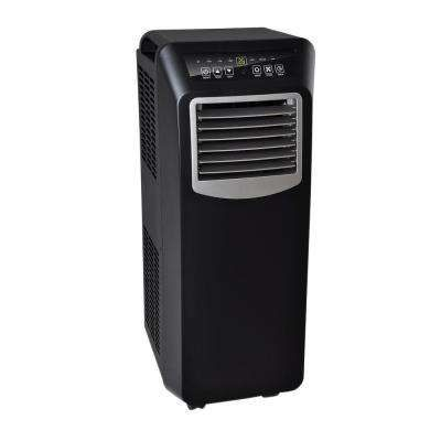 12000 BTU Portable Air Conditioner and Heater Covers 550 sq. ft. of Cooling and Heating