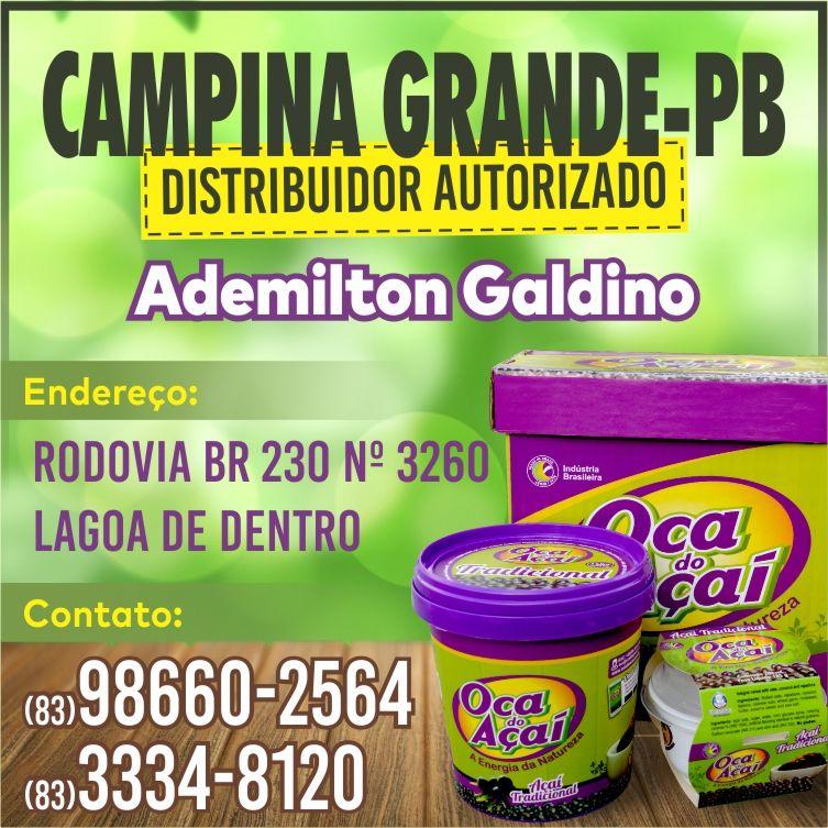 5ded0da90 Em Campina Grande tem distribuidor Oca do Açaí  distribuidorocadoacai   ocadoacai  acai