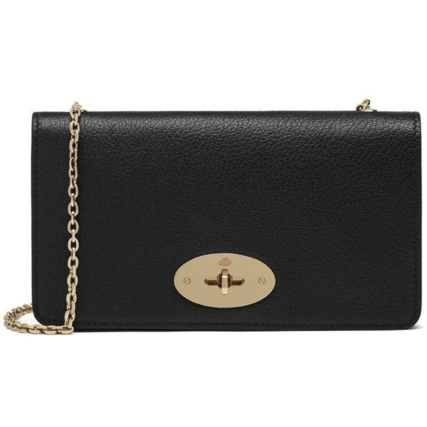 cb8a461040b ... czech mulberry bayswater clutch wallet 705 liked on polyvore featuring  bags wallets black mulberry wallet slim