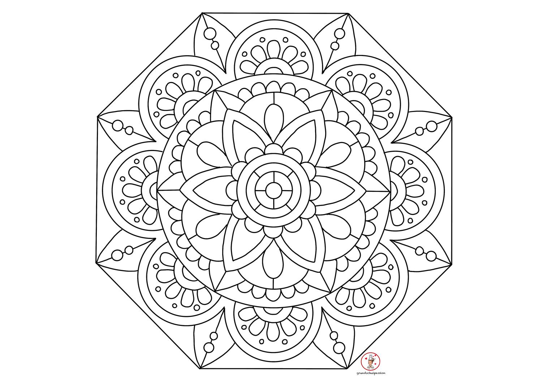 Freebie Juli Mandala Blume Unterrichtsmaterial Im Fach Kunst Mandala Blumen Kunst Grundschule Unterrichtsmaterial