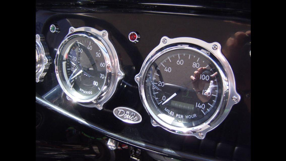 Clean gauge bezels car interior vehicle gauge wagon