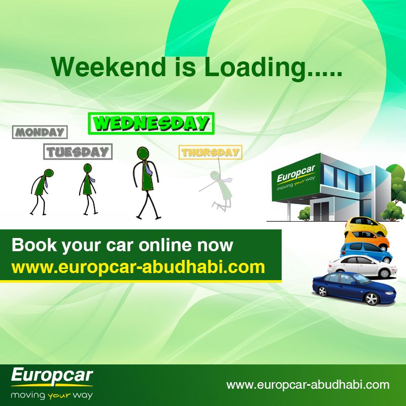 Weekend Is Loading Book Your Car Now And Have A Fun Filled