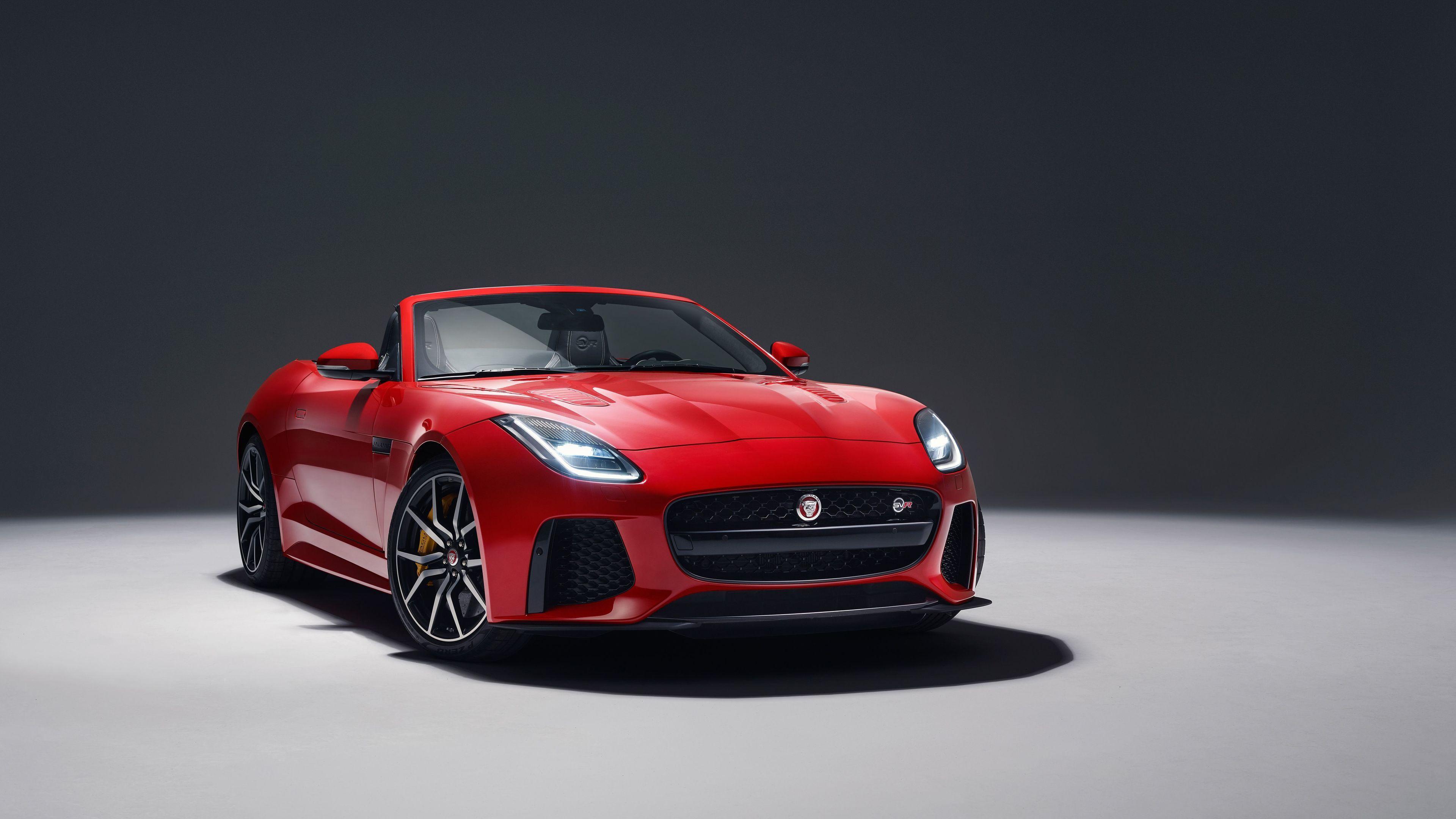 2018 Jaguar F Type Svr Front jaguar wallpapers, jaguar f type svr wallpapers, hd…