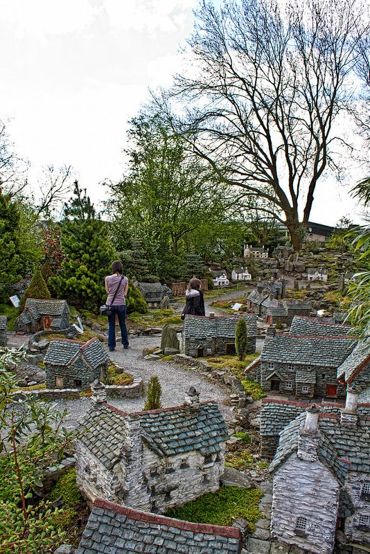 Lake District - Miniature village | by dalereeduk