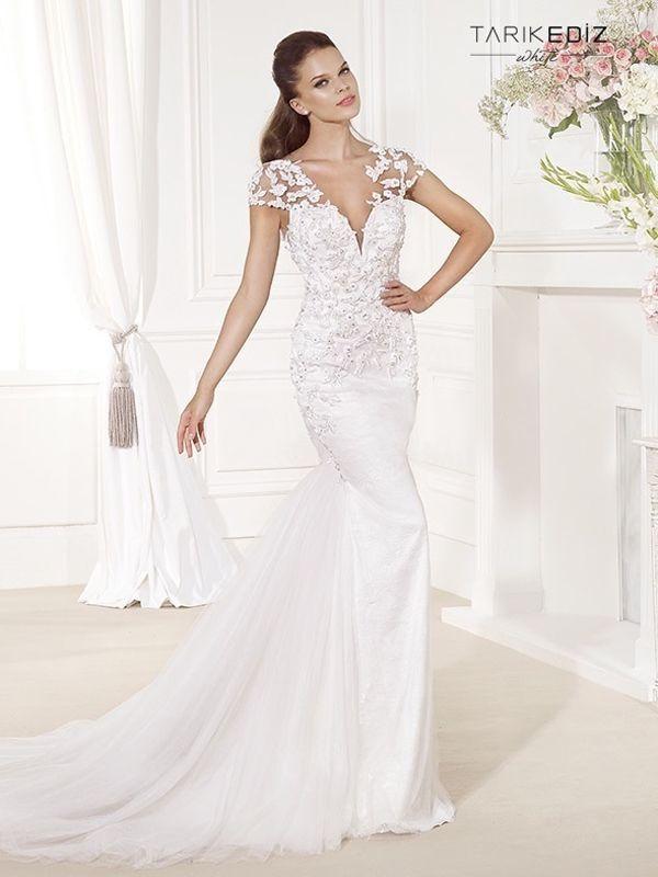 vestidos de novia Tarik Ediz 2014, bridal dress Tarik Ediz ...