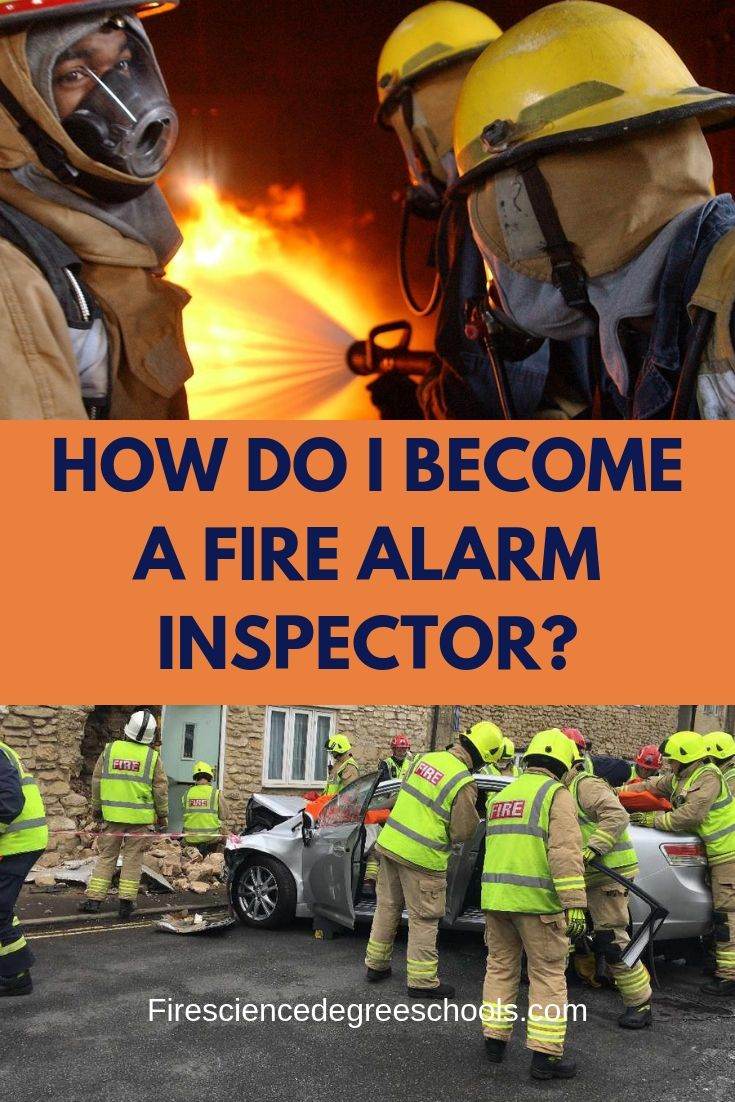 Fire alarm service technician education job duties and