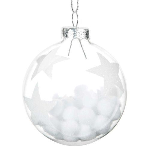 Decorations De Noel Christmas Bulbs Christmas Baubles White Christmas