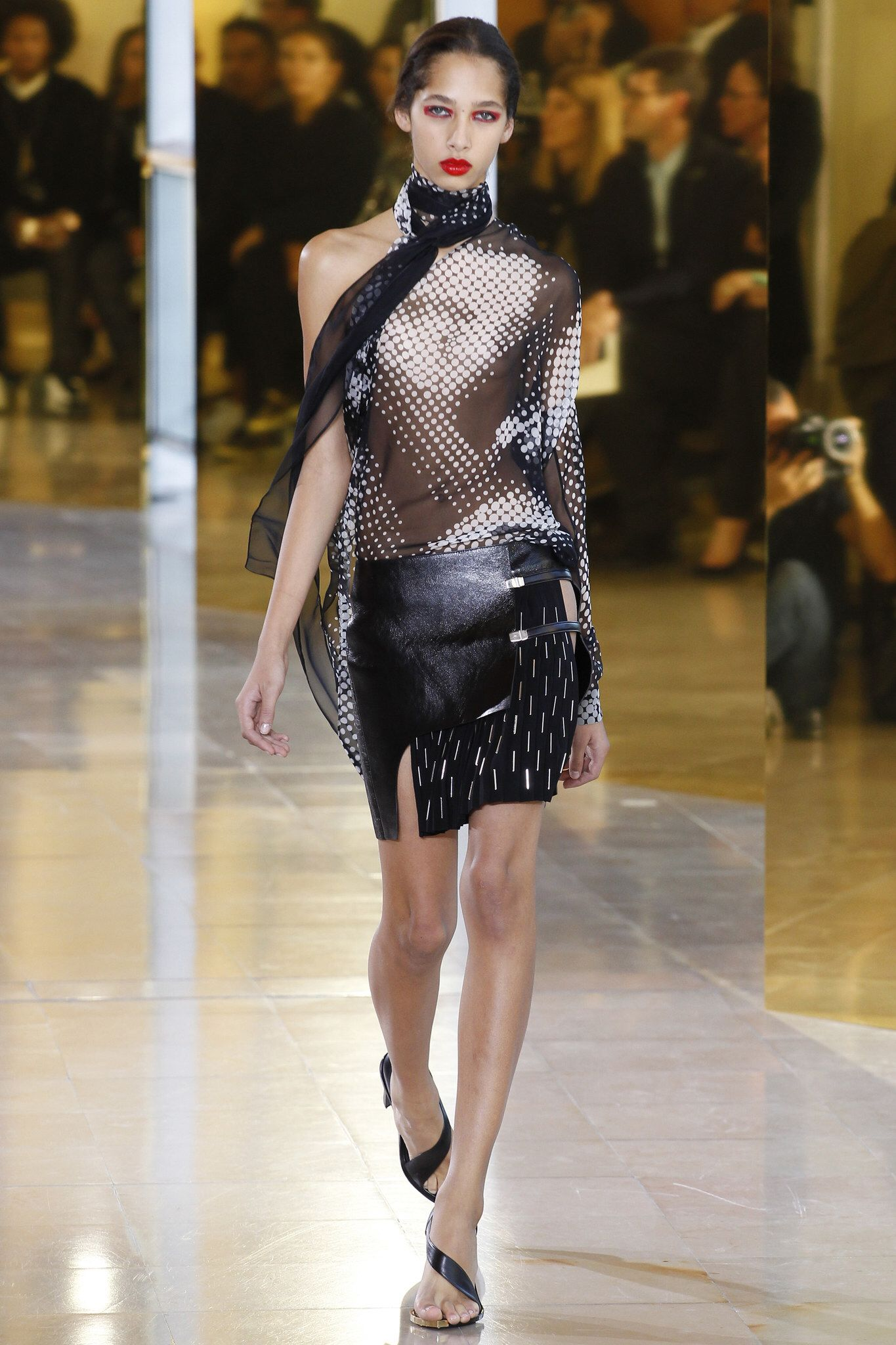 Anthony Vaccarello, #SS16 RTW #PFW