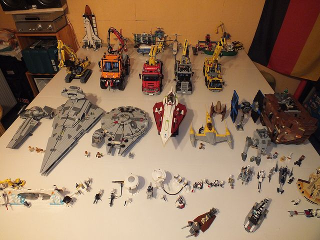 LEGO-MANIA ... the ultimate collection of LEGO technic and LEGO STAR ...