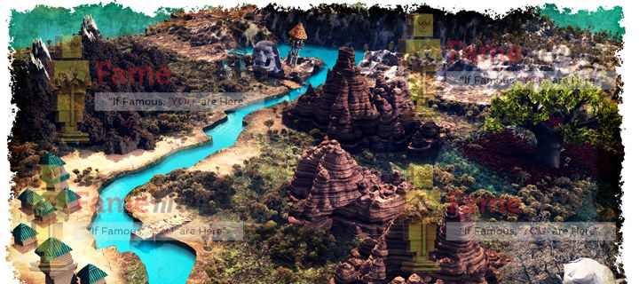 3D Game World Map - Orc World (Graphics) - Scirra Forums 3d map - new world map software download for mobile