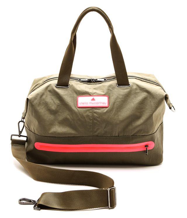 ccbf5859e63f addidas by stella mccartney gym bag