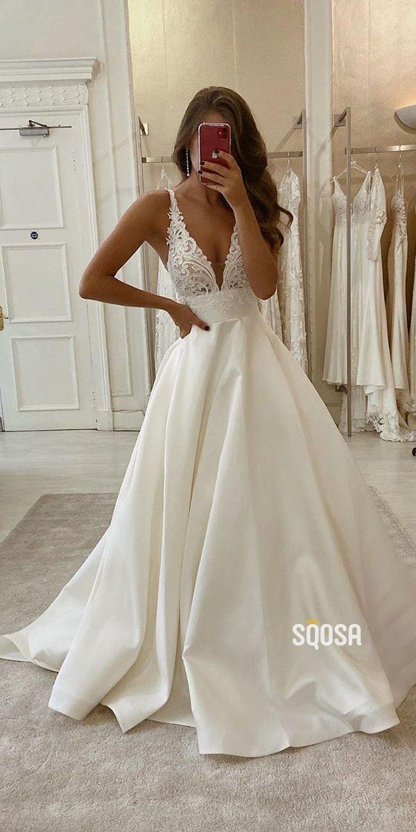 29 Great A-Line Wedding Dresses  – Fantastic Wedding Dresses – #ALine #dresses #Fantastic #great #Wedding - Dinnerrecipeshealthy sites