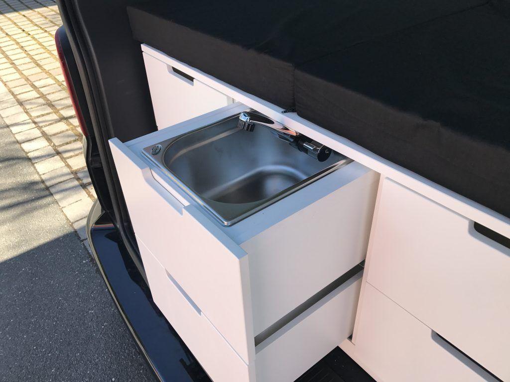 Küchenblock wohnmobil ~ Ikeahack daniel vw bus umbau ausbau wohnmobil