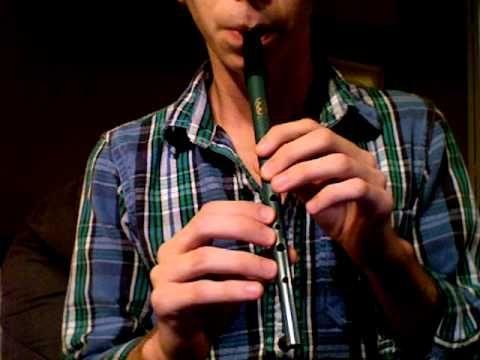 Scarborough Fair - Tin Whistle
