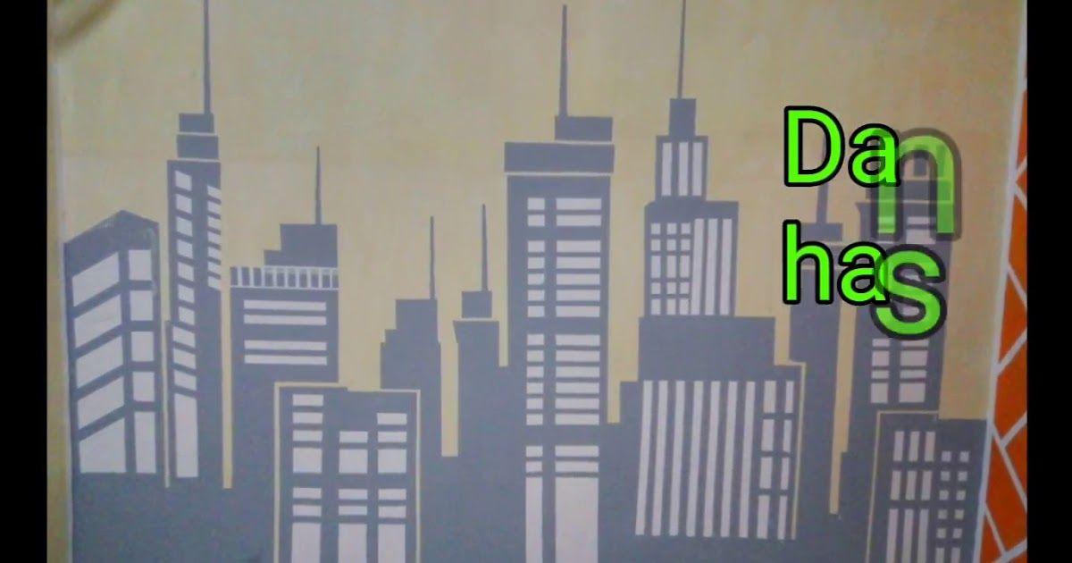 21 Lukisan Dinding Kamar Gedung Mengecat Tembok Gambar Gedung Youtube Download Lukisan Dinding 3d Berbagai Tema U In 2020 Tech Company Logos Company Logo Ibm Logo