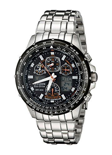 "c8b416efb0e Citizen Men s JY0000-53E ""Skyhawk A-T"" Eco-Drive Watch  deals"