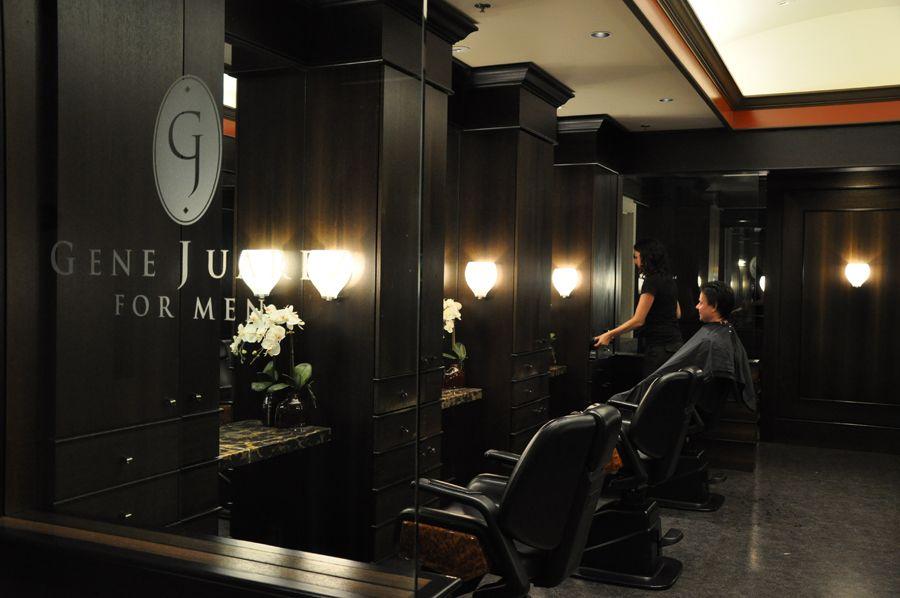 Pin By Sam On Genejuarez Salon Interior Men Spa Barbershop Design
