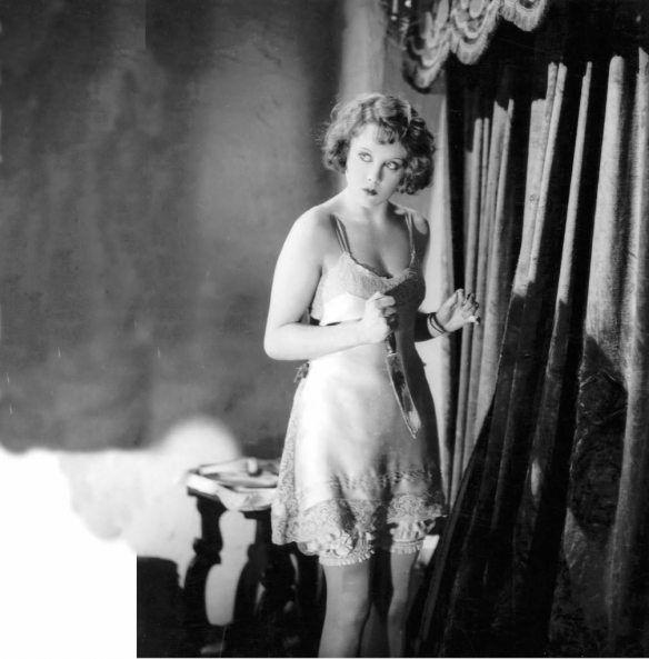 alternative ending scene for Blackmail 1929