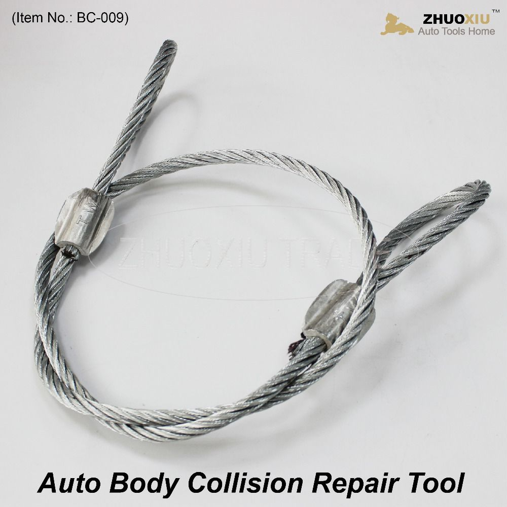 Steel Wire Rope for Auto Body Collision Repairs BC-009   Car Repair ...