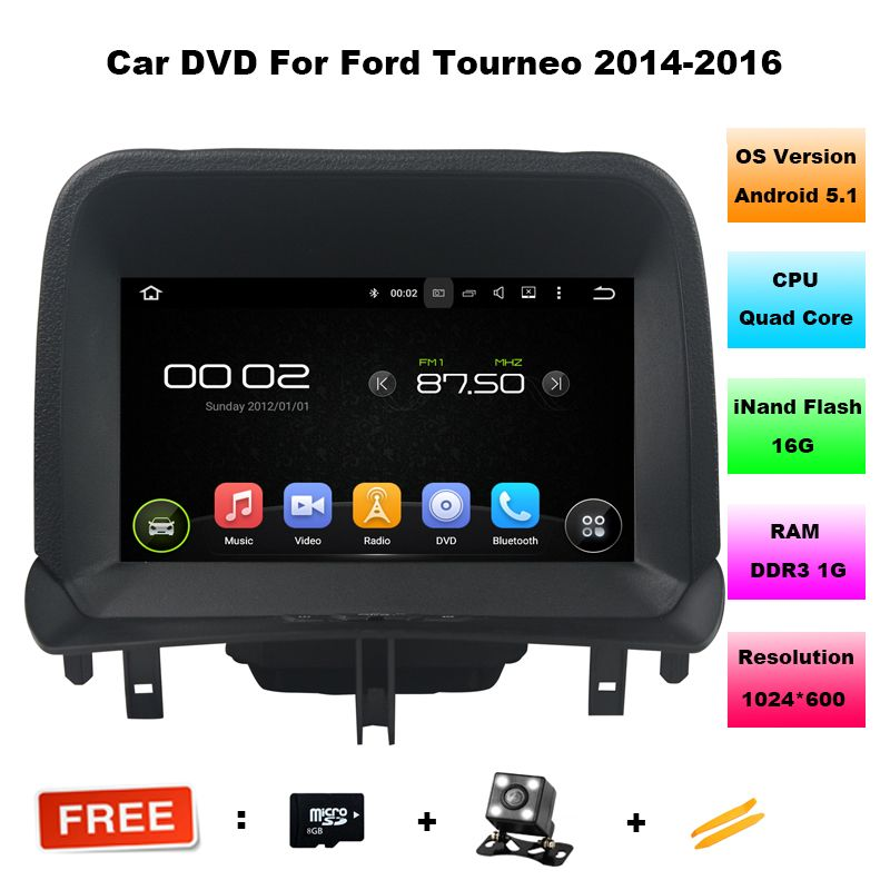 8 Quad Core Android 5 11 Marshmallow Os Special Car Dvd
