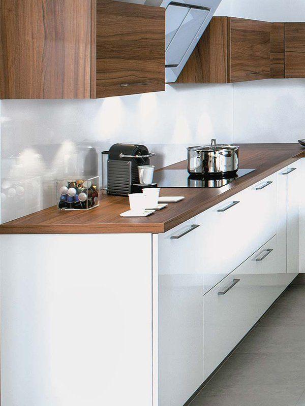 Una luminosa cocina con isla multifunción | Cocina con isla, Cocina ...