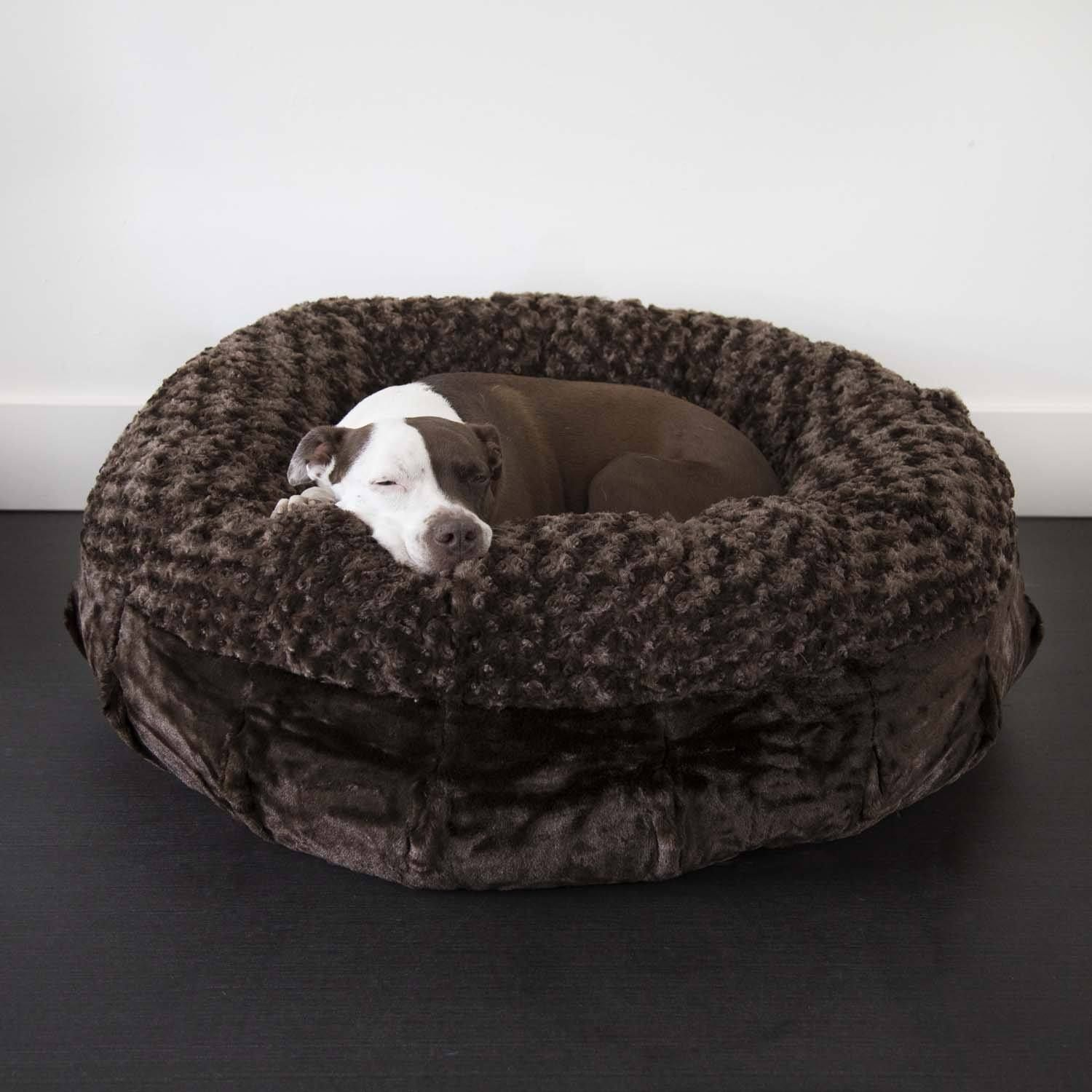 Katie Puff® Ortho CompanionPedic™ Luxury Dog Bed Dog