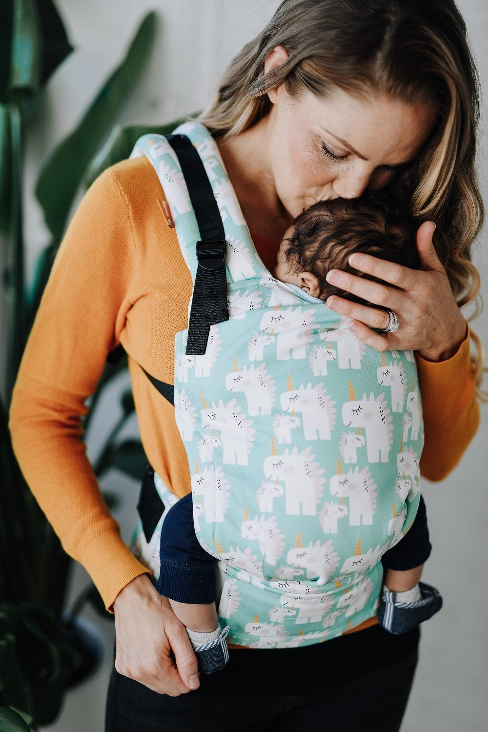 b9052620d7d Unisaurus - Tula Free-to-Grow Baby Carrier - Baby Tula. Meet sweet little  buddies from a not-quite prehistoric place. Unisaurus is a unique take on  our ...