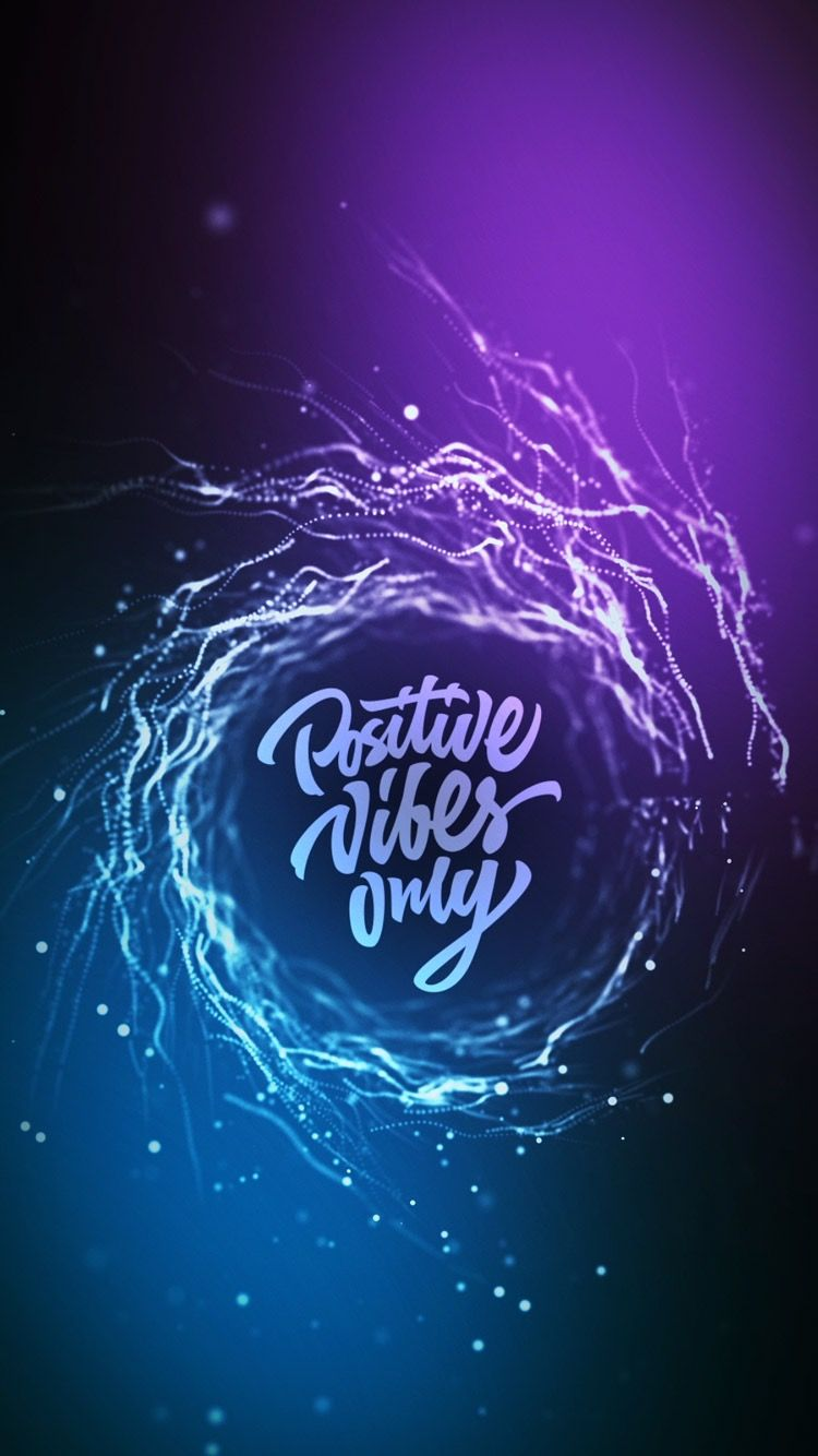 Positive Vibes Only Positive Vibes Only Neon Signs Positive Vibes