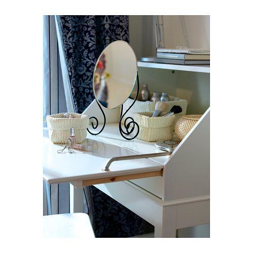 Scrivania Con Specchio Per Trucco Ikea.Angolo Trucco Idea Ikea Home Sweet Home Specchio Da