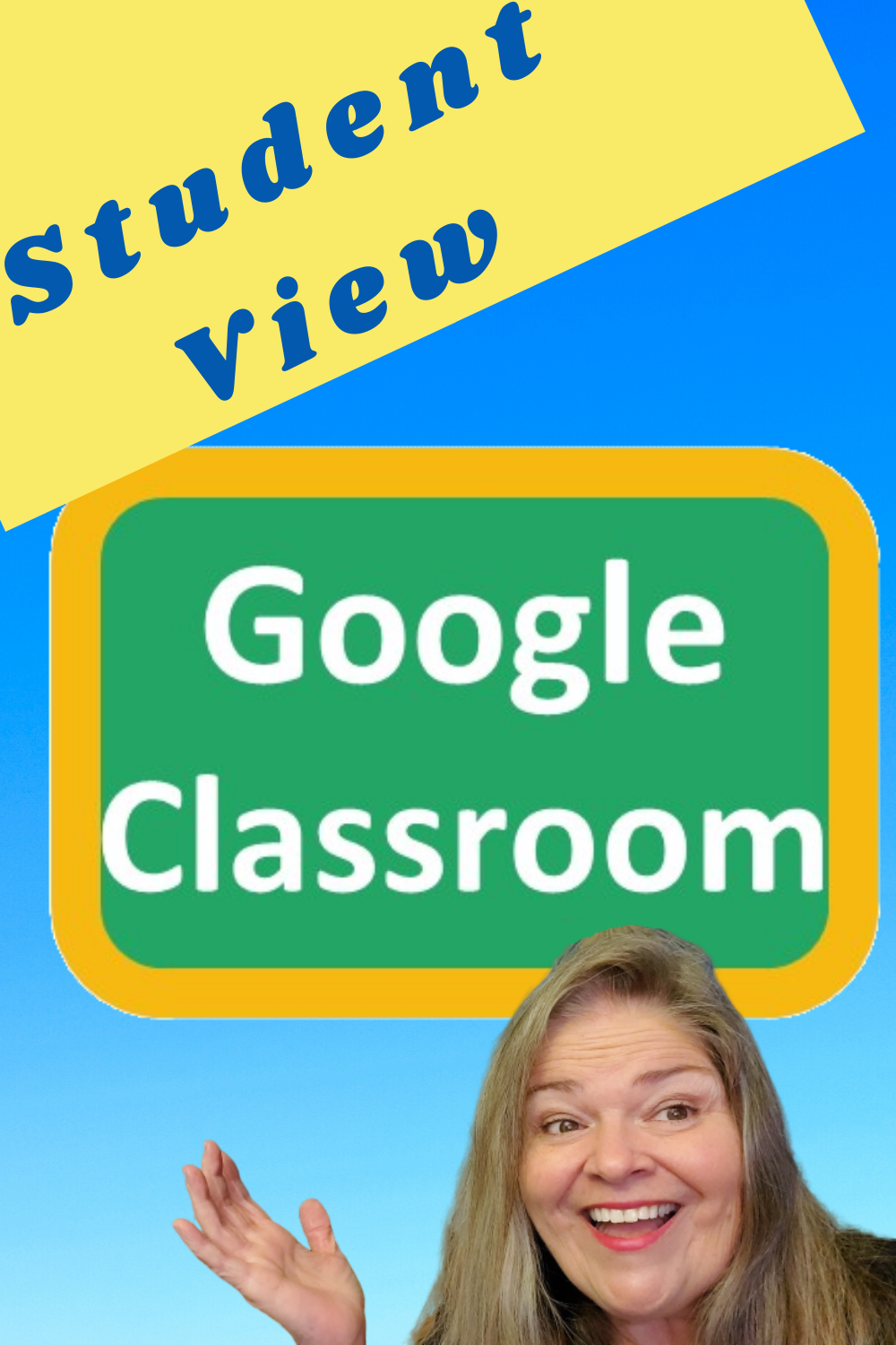 Student View Tutorial for Google Classroom 2020 in 2020