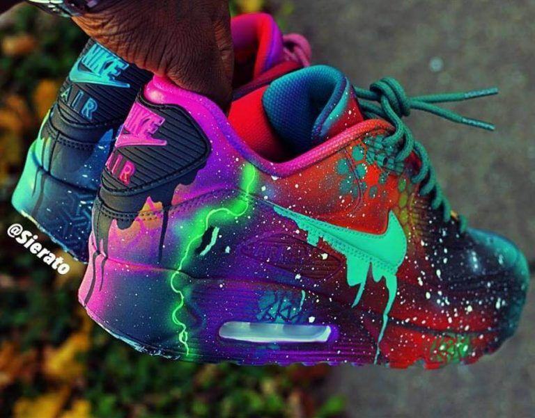 Top 10 Air Max 90 Customs | Sneakerz | Page 5 | Nike shoes