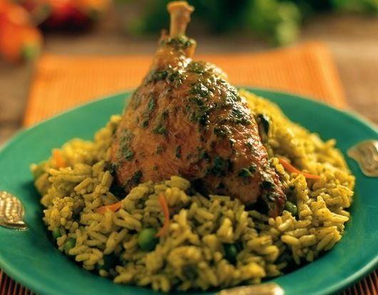 Arroz con pato es uno de los platos m s ricos y - Platos faciles y ricos ...