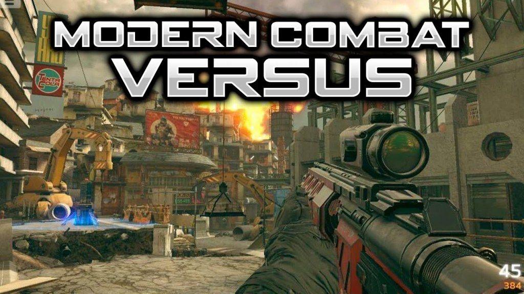 modern combat 6 apk offline