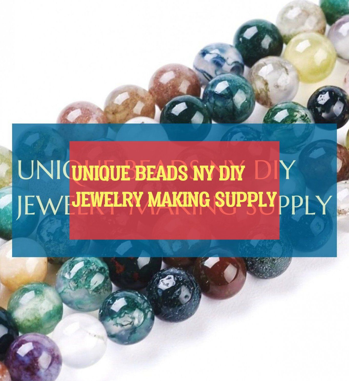 unique beads ny diy jewelry making supply