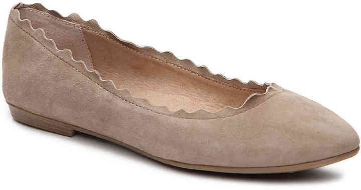 2ee5a5b664542 Audrey Brooke Women s Winny Ballet Flat Office Attire Women
