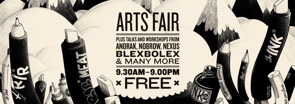 East London Comics & Art Festival 17th June