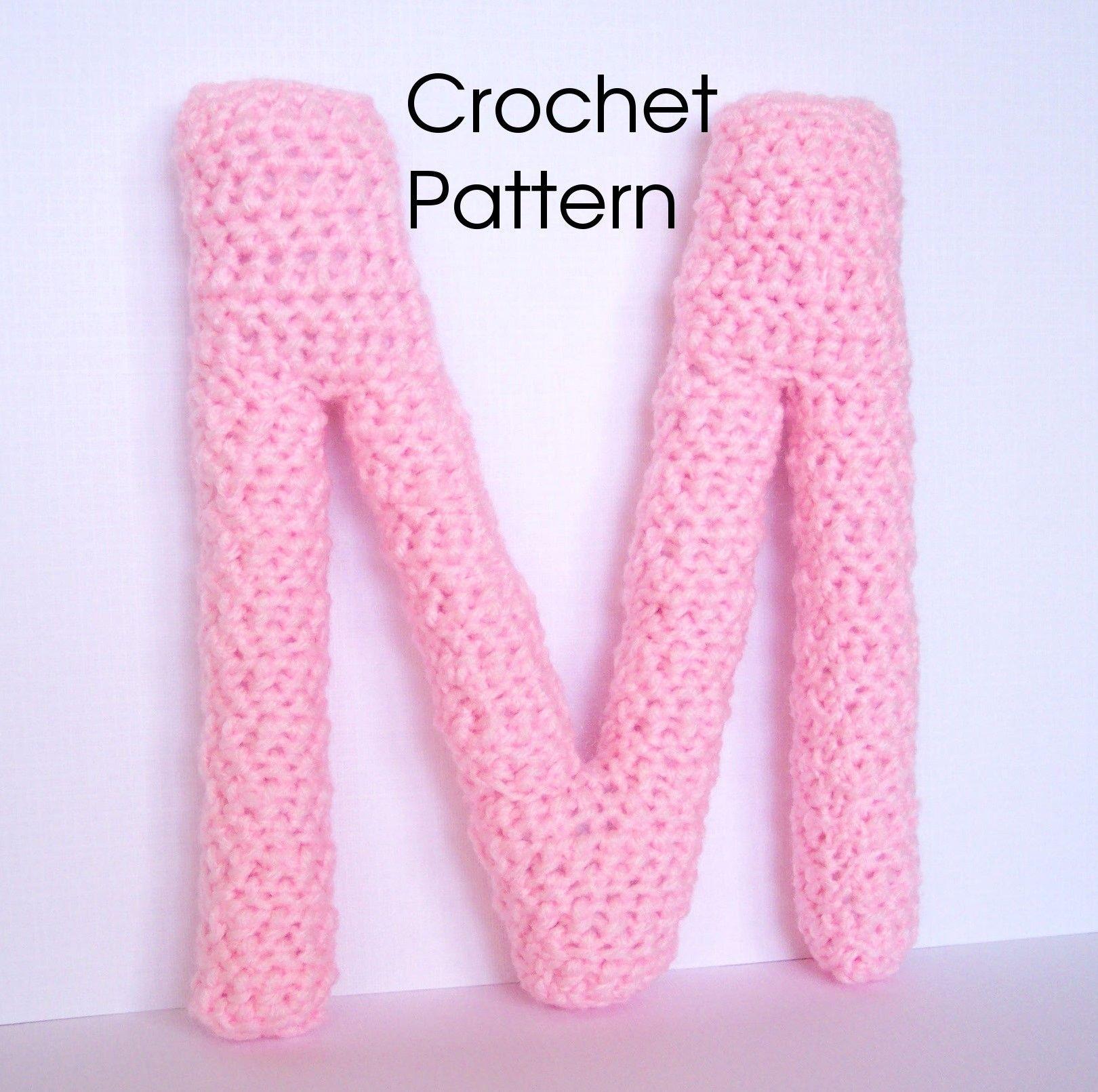 Free crochet alphabet pattern crochet tutorials crochet pillows free crochet alphabet pattern crochet tutorials thecheapjerseys Choice Image
