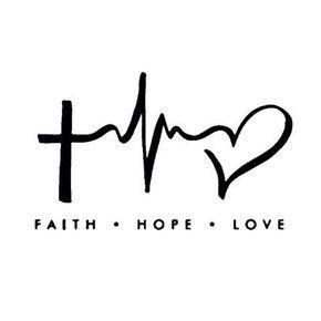 Geloof Hoop En Liefde Tatoo Tatoeage Ideeen